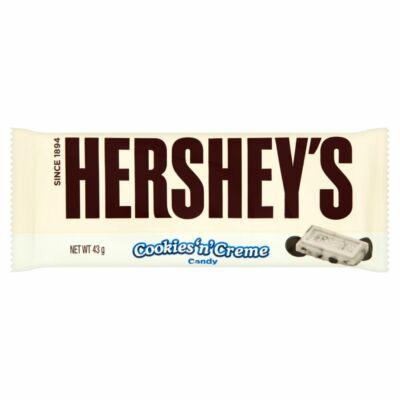 Hersheys Cookies and Creme Bar