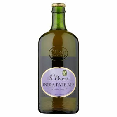 St. Peter's India Pale Ale (500ml, 5.5%)