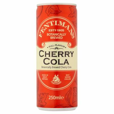 Fentimans Cherry Cola (dobozos) 250ml