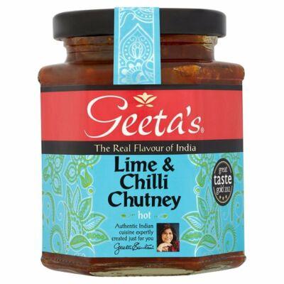 Geeta's Lime & Chilli Chutney