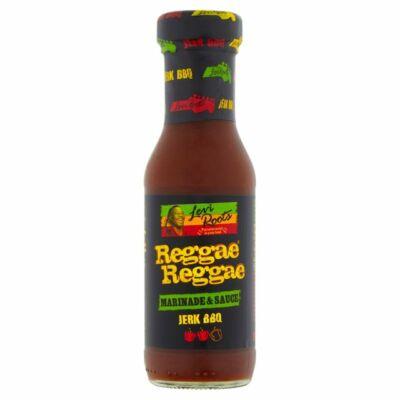 Levi Roots Reggae Reggae jerk BBQ sauce290g