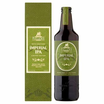 Fuller's IMPERIAL IPA (díszdobozos 500ml, 10.5%)