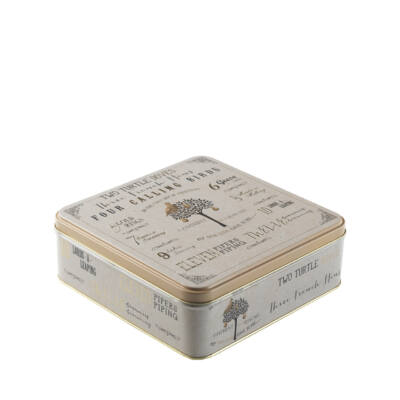 Farmhouse Biscuits - Partridge in a Pear Tree Tin - Fémdobozos vajas keksszel 400g