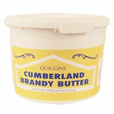 Quiggins Cumberland Brandy Butter 100g
