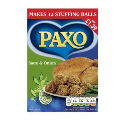 Paxo Stuffing Mix Sage and Onion 170g