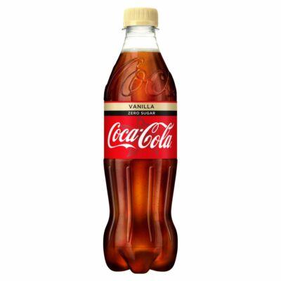Coca Cola Zero Vanilla 500ml
