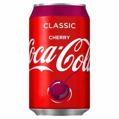Coca Cola Cherry 330ml