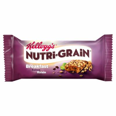 Kellogg's Nutri-Grain Breakfast Raisin 45g