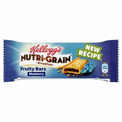 Kellogg's Nutri-Grain Áfonyaízû Müzliszelet 37g