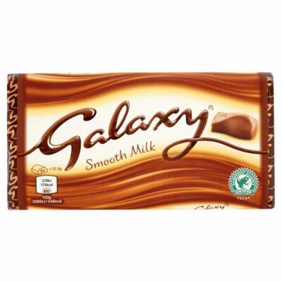 Galaxy Milk Block Tejcsokoládé 200g