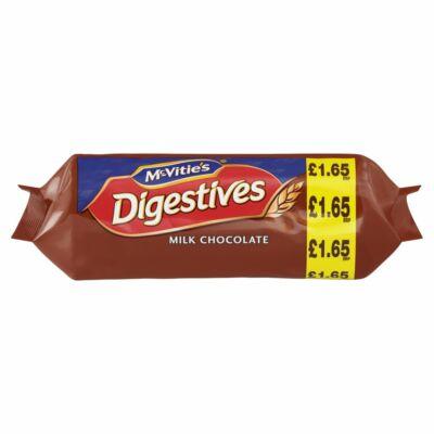McVities Tejcsokoládés Digestives 266g