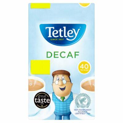Tetley Decaf 40 db filter
