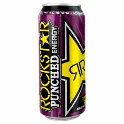 Rockstar Punched Guava 99p 500ml