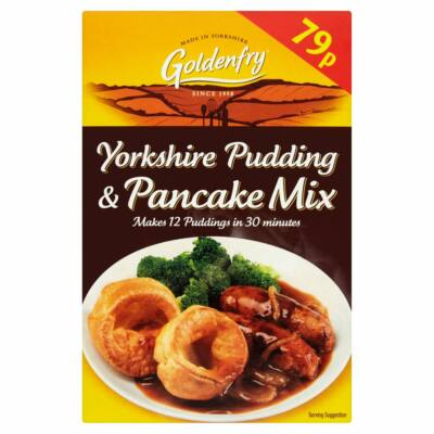 Golden Fry Yorkshire Pudding Mix