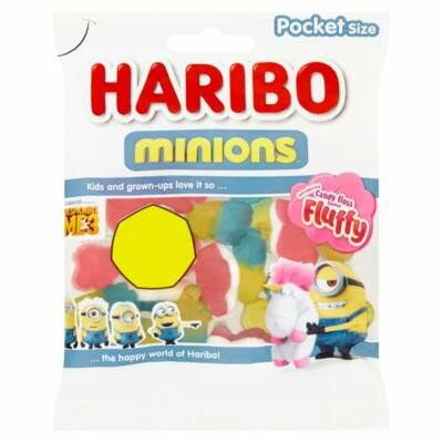 Haribo Minions 70g