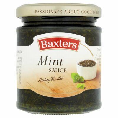 Baxters Mint Sauce (mentaszósz) 170g
