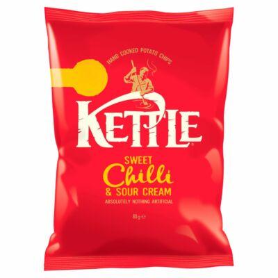 Kettle Chips Sweet Chilli & Sour Cream 80g