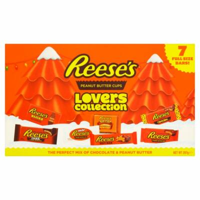 Reeses Lovers Collection Selection Box