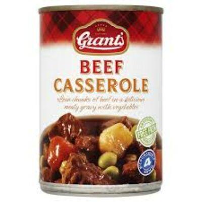 Grants Beef Casserole