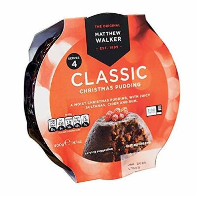 Matthew Walker Classic Christmas Pudding 400g