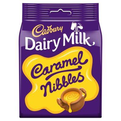 Cadbury Caramel Nibbles 95g