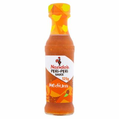 Nandos Medium Peri Peri Sauce 125ml