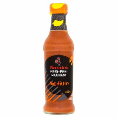 Nando's Medium Peri-Peri Marinade 262g