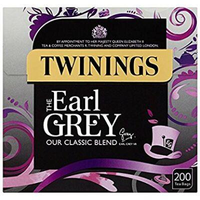 Twinings Earl Grey Tea 200 db filter