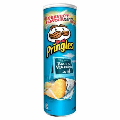 Pringles Salt and Vinegar chips - Sós és Ecetes Chips - 200g