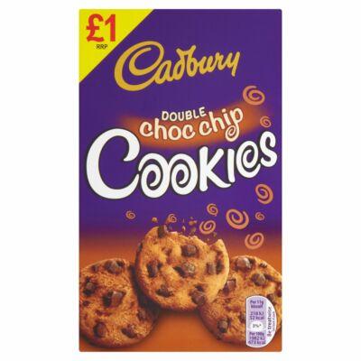 Cadbury Double Choc Cookies - Dupla csokis sütemény