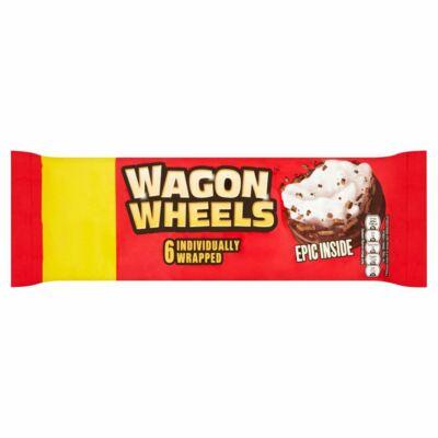 Burtons Wagon Wheels 6-os csomag
