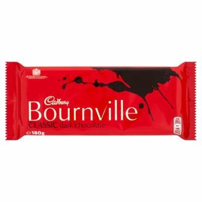 Cadbury Bournville Étcsokoládé 180g