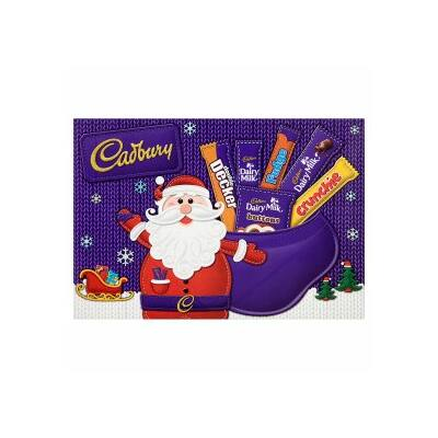 Cadbury Medium Chocolate Selection Box 169g