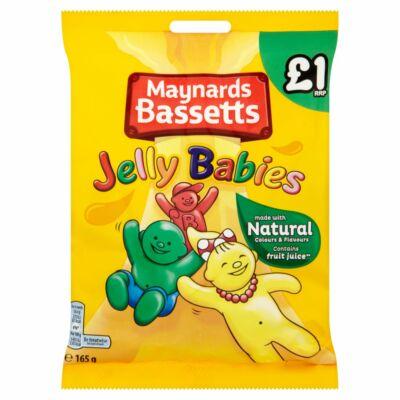 Bassetts Jelly Babies 165g