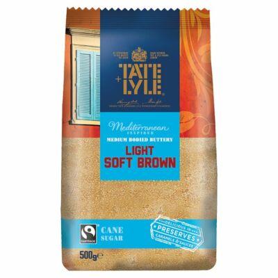Tate & Lyle Light Brown Sugar 500g