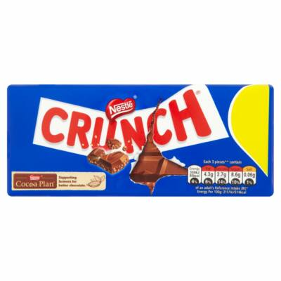 Nestlé Crunch 120g