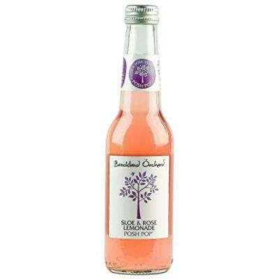 Breckland Orchard Sloe & Rose Lemonade Posh Pop 275ml