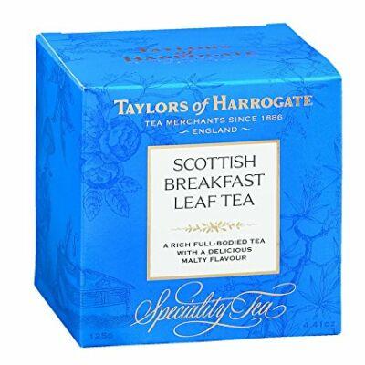 Taylor's Of Harrogate Scottish Breakfast Tea (Szálas Skót Reggeli Tea) 125g