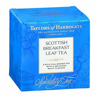 Taylor's Of Harrogate Scottish Breakfast Tea (Szálas Skót Reggeli Tea) 125g