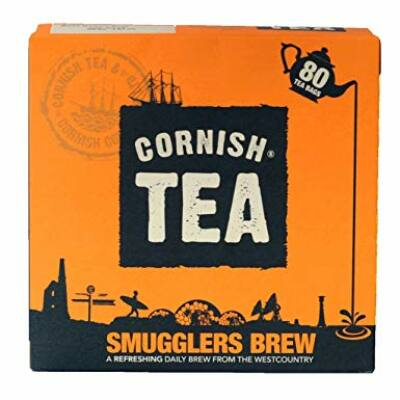 Cornish Tea Smugglers Brew Tea 80 db filter