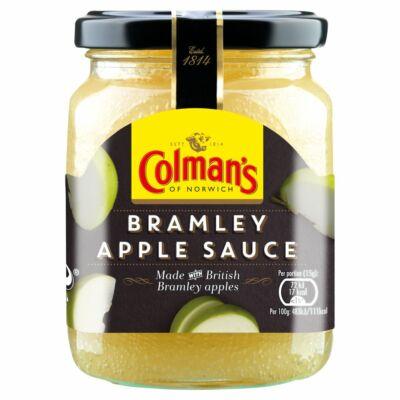 Colmans Bramley Apple Sauce, Colmans Bramley Almaszósz   - 155g