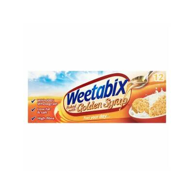 Weetabix Golden Syrup 12 db