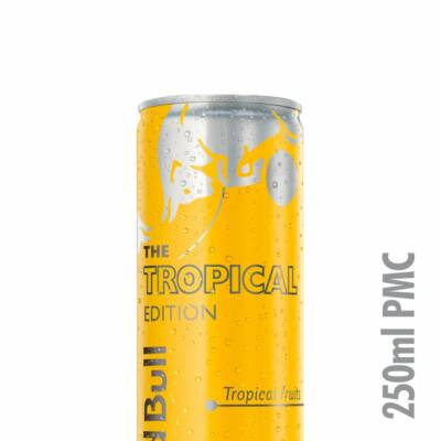 Red Bull Tropical PM £1.29 250ml