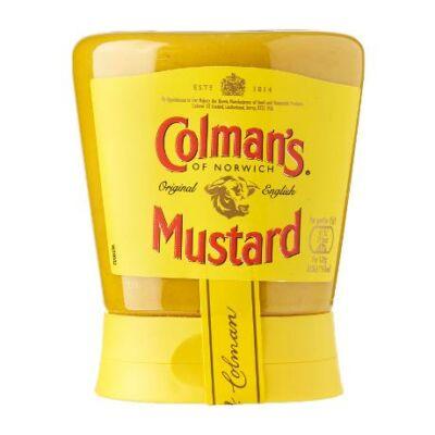 Colman's Original English Mustard Squeezy 150g