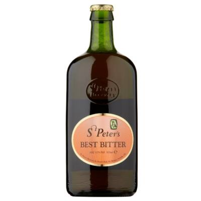 St Peter's Best Bitter (500ml, 3,7%)
