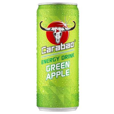 Carabao Green Apple 330ml PM1GBP
