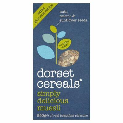 Dorset Cereals  Simply Delicious Muesli (Egyszerûen Finom Müzli) 850g