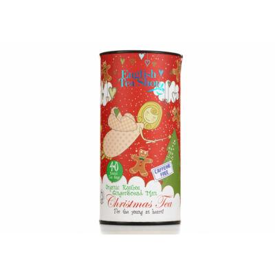 English Tea Shop Christmas Gingerbread Tea (Mézeskalács Teakeverék) 40 db filter