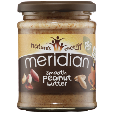 Meridian Smooth Peanut Butter 100% 280g
