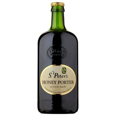 St. Peter's Honey Porter (500ml, 4.5%)